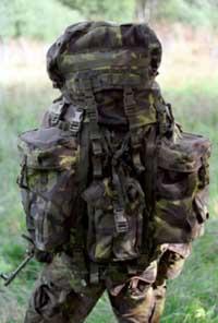Batoh si udržel veškeré klady původního batohu. Byl však upraven podle  požadavků armády na batoh pro výsadkáře. Vyrábí jej firma S.P.M. z Liberce c2ac57ee5e