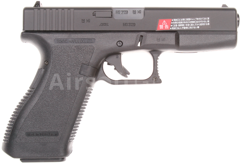 Glock 17, rám gen. 2, HG, s Hop, Tokyo Marui | AirsoftGuns