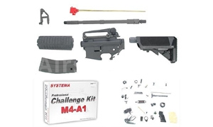 PTW M4A1 MAX, M150, Challenge Kit, Systema