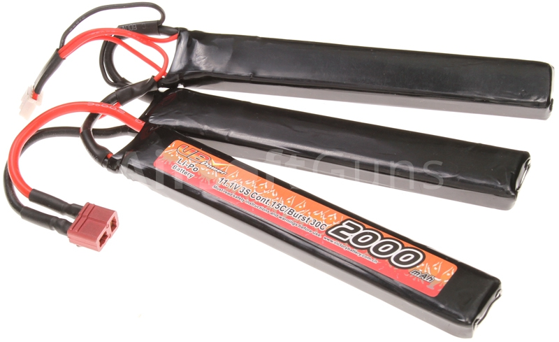 Akumulátor VB Li-Pol 11,1V, 2000 mAh, 15C, CQB, VB Power
