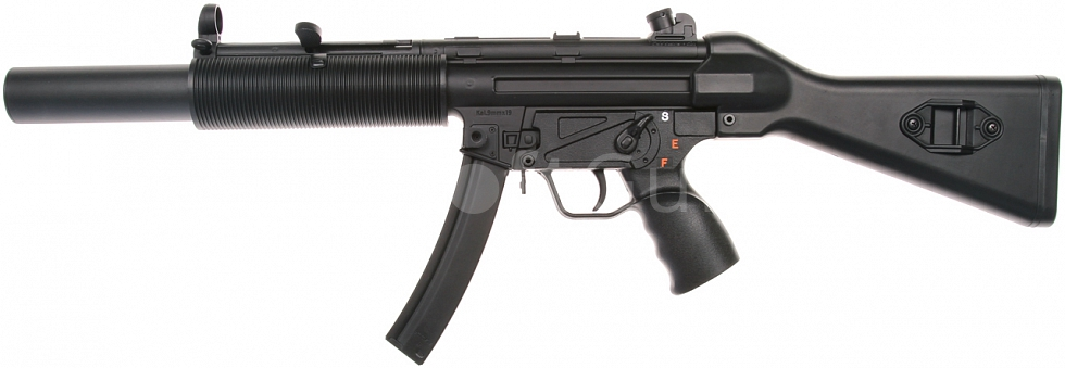 B&T MP5SD2, Classic Army