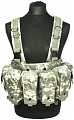 Chest Rig Tactical, ACU, ACM