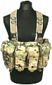 Chest Rig Tactical, multicam, ACM
