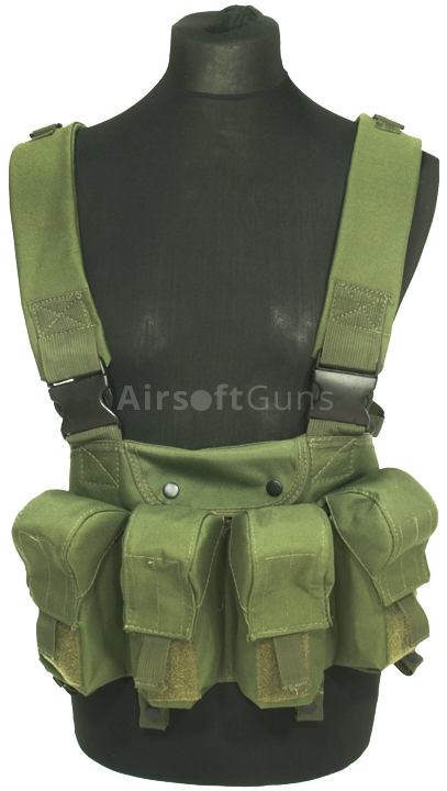 Chest Rig malý, OD, ACM