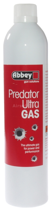 Plyn Predator Ultra Gas, Abbey