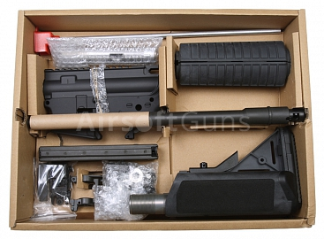 PTW M4A1 MAX 2012, M150, Crane, Ultimate Challenge Kit, Systema