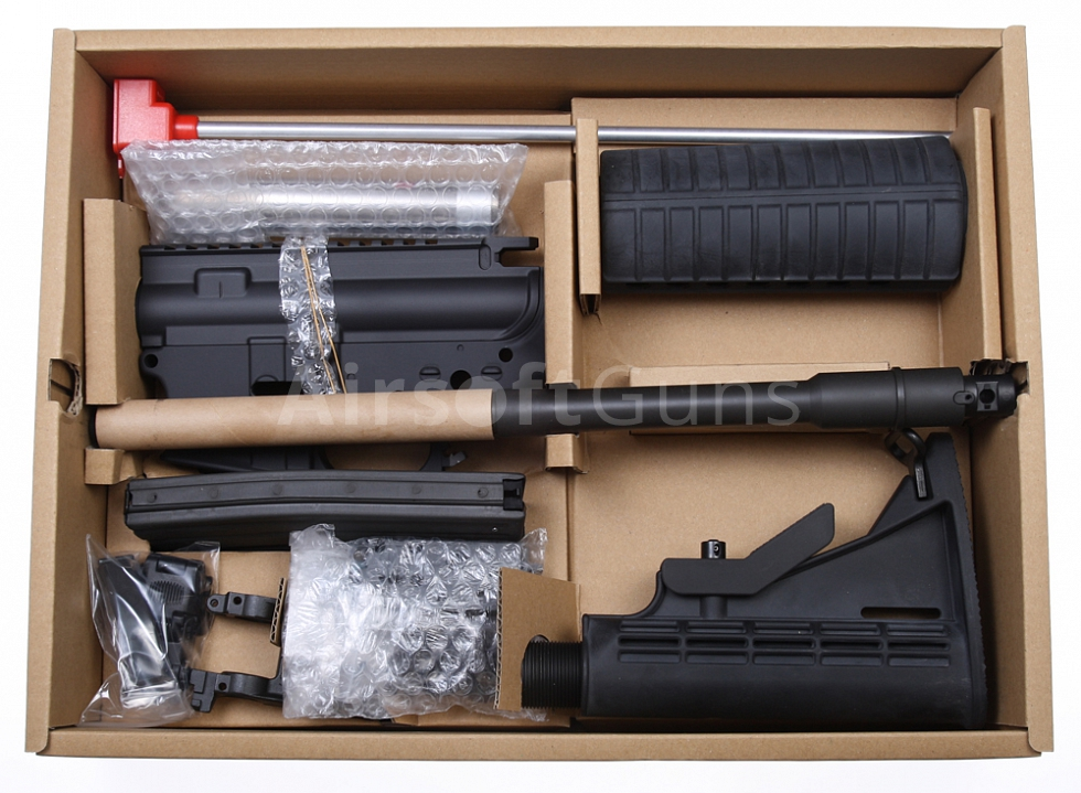 PTW M4A1 MAX 2013, M150, Ambidextrous, Ultimate Challenge Kit, Systema