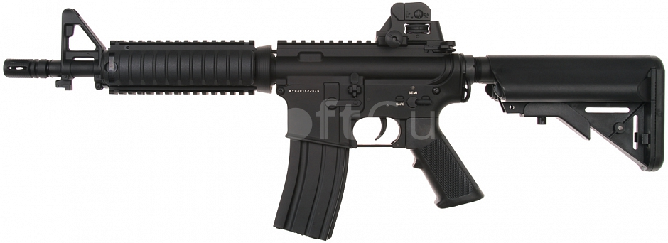 Durable Custom M4 CQB-R, 130 m/s, AirsoftGuns, BY-039, BI-3981M