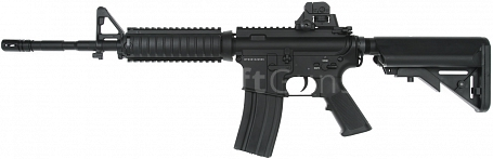 Power Custom M4 SOPMOD, 160 m/s, AirsoftGuns, BY-039, BI-3981M