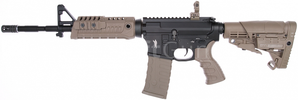 CAA M4 Carbine, FDE, King Arms