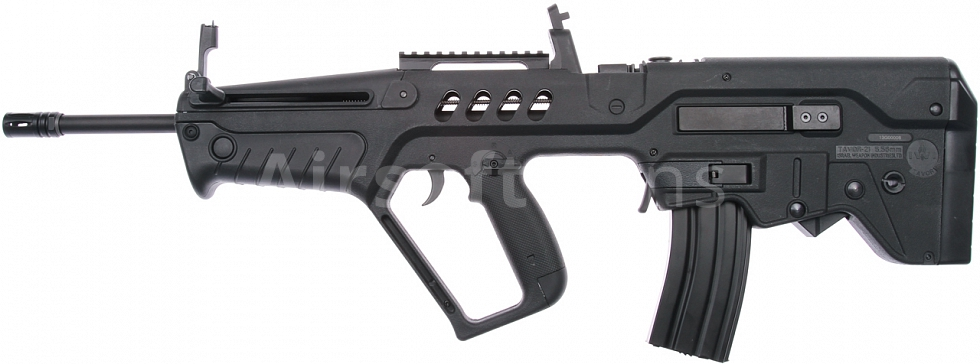 Tavor TAR-21 Professional Long, Black, S&T