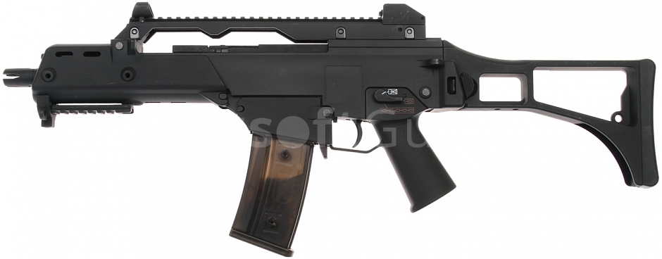 Durable Custom G36C, 130 m/s, AirsoftGuns [CM.011]