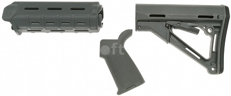 M&P-15 MOE Magpul PTS Kit, FG, Element