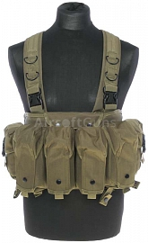 Chest Rig Tactical, OD, ACM
