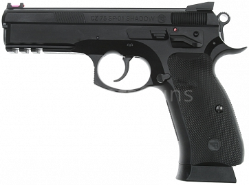 CZ SP-01 SHADOW, ASG
