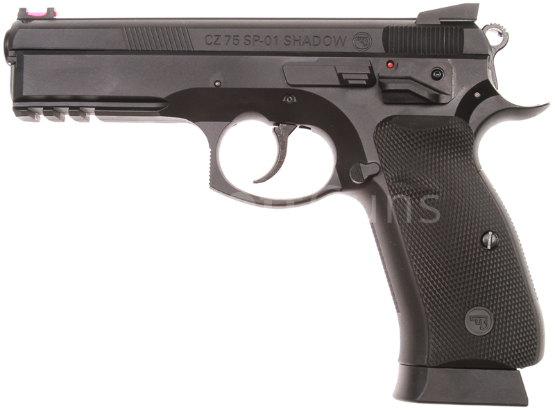 CZ SP-01 SHADOW, GNB, CO2, ASG