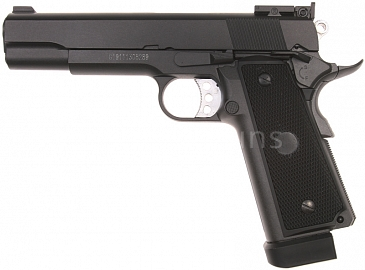 HI-CAPA 5.1 Classic, GBB, CO2, kufřík, Well,