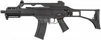 G36C, blowback version, Black, Ares, AR-006