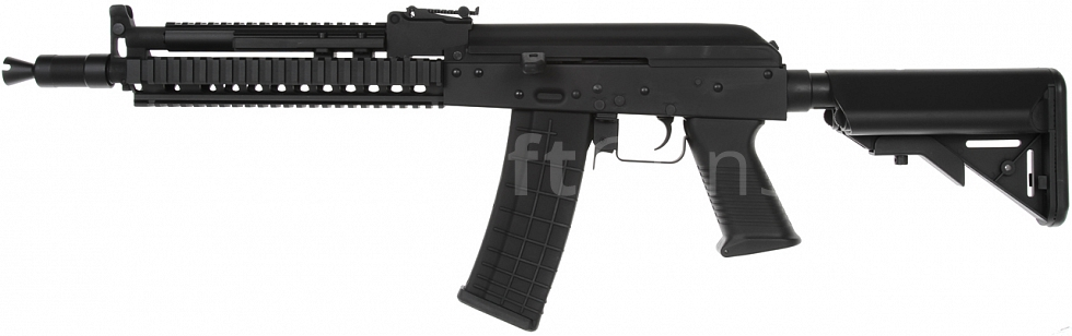 AK-105 RAS Tactical, ocel, Black, Cyma, CM.040I