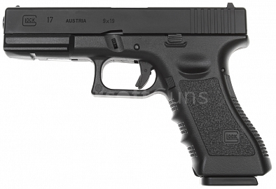 Glock 17, Black, GBB, ARMY, R17