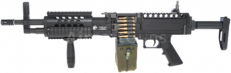Knights Armament Stoner LMG, Ares, MG-006