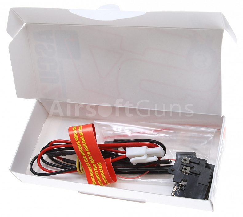 ASCU Gen.4 pro mechabox v. 2, Airsoft Syst.