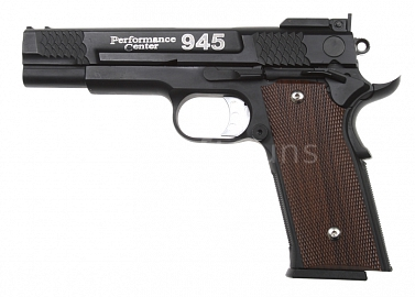 Bazar S&W PC 945, GBB, ACM
