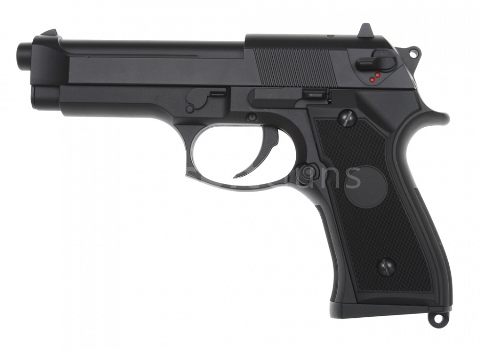 Beretta M92F, GBB, CO2, kufřík, Well, G195