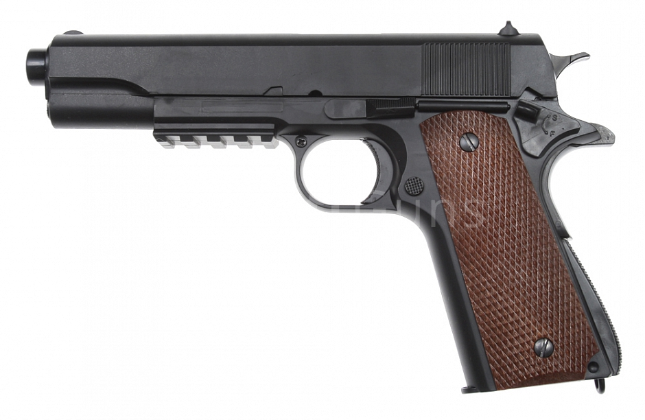 Colt M1911 RIS, ABS, Well [P361]