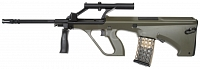 Steyr AUG A1 Military, OD, Snow Wolf, SW-020A