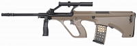 Steyr AUG A1 Military, TAN, Snow Wolf, SW-020A