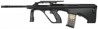 Steyr AUG A2 Police, Black, Snow Wolf, SW-020B