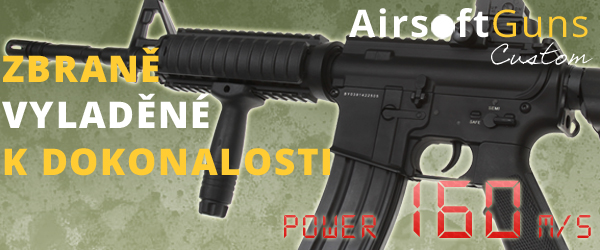 AirsoftGuns Customs, Upgrade