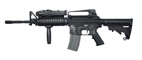 Armalite M15A4 Carbine RIS, new version, Classic Army