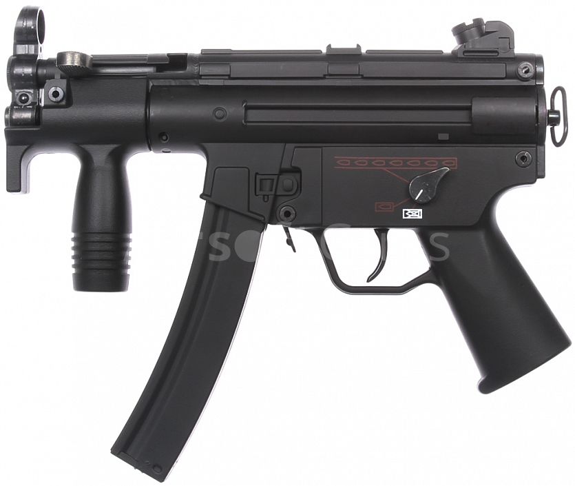 MP5K, Galaxy, A&K, G.5K