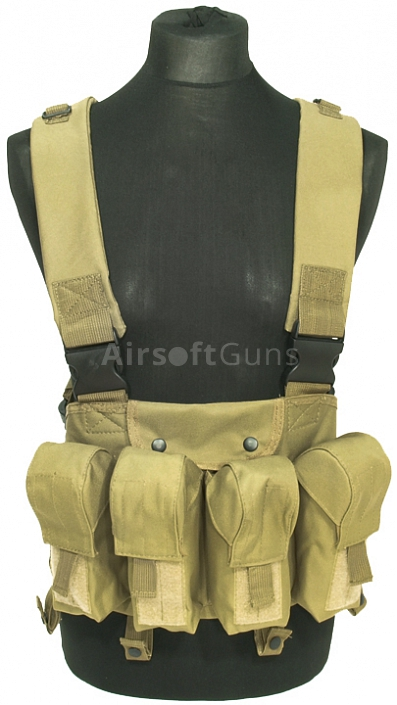 Chest Rig malý, TAN, ACM
