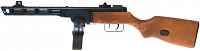 PPSh-41, blowback, S&T