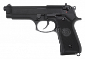 Beretta M92, Black, GBB, WE
